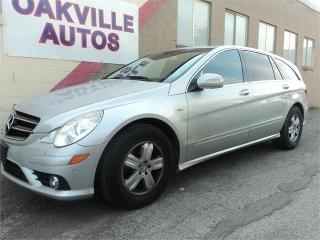 Used 2009 Mercedes-Benz R-Class 3.0L BlueTEC NAVIGATION AWD for sale in Oakville, ON
