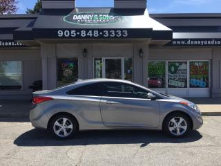 Used 2013 Hyundai Elantra Coupe SE for sale in Mississauga, ON