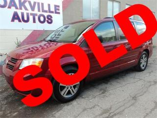 Used 2010 Dodge Grand Caravan SE DVD STOW N GO 7 PASS CAMERA SAFETY for sale in Oakville, ON
