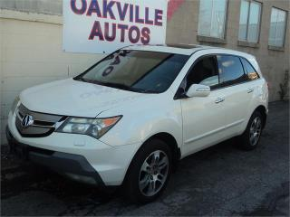Used 2007 Acura MDX MDX 4X4 AS IS for sale in Oakville, ON