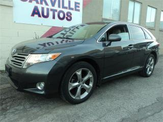 Used 2010 Toyota Venza V6 AWD SAFETY WARRANTY INCL for sale in Oakville, ON