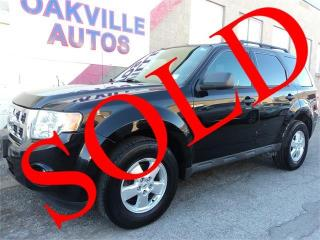 Used 2010 Ford Escape XLT for sale in Oakville, ON