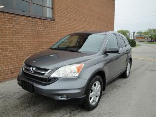 Used 2010 Honda CR-V LX 4WD AUTO 4CYL SAFETY WARRANTY INCL for sale in Oakville, ON