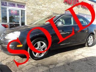 Used 2008 Volkswagen Jetta Sedan Trendline AUTO HTD SEATS SAFETY INCL for sale in Oakville, ON