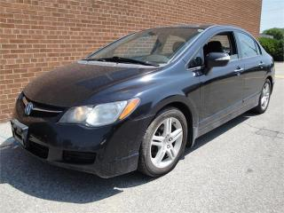 Used 2008 Acura CSX LEATHER AUTOMATIC SUNROOF SAFETY WARRANTY INCL for sale in Oakville, ON
