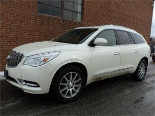 Used 2013 Buick Enclave Leather NAVIGATION DUAL ROOF 7PASS CAMERA SAFETY I for sale in Oakville, ON
