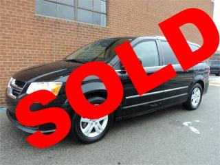 Used 2014 Dodge Grand Caravan Crew DVD LEATHER CAMERA STOW SAFETY INC for sale in Oakville, ON