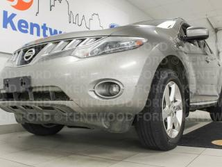 Used 2010 Nissan Murano SL AWD- sunroofs, heated power seats, power liftgate, back up cam and push start/stop for sale in Edmonton, AB