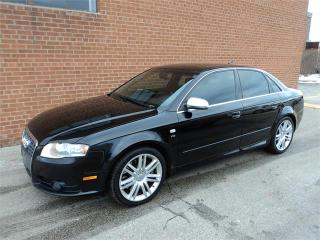 Used 2007 Audi S4 S4 for sale in Oakville, ON