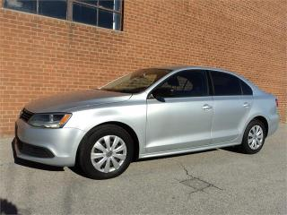 Used 2012 Volkswagen Jetta Sedan Trendline AUTOMATIC LEATHER SAFETY for sale in Oakville, ON