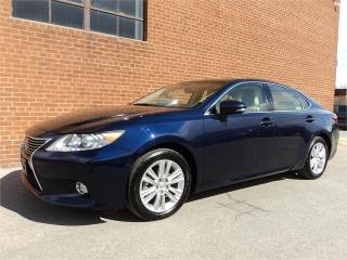 Used 2014 Lexus ES 350 NAVIGATION PREMIUM COOLED SEATS SAFETY INCL for sale in Oakville, ON