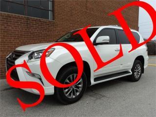 Used 2014 Lexus GS 460 ULTRA PREMIUM NAVIGATION LANE ASSIST DVD SAFET for sale in Oakville, ON