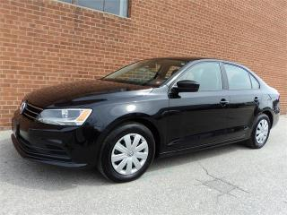 Used 2017 Volkswagen Jetta TRENDLINE+ for sale in Oakville, ON