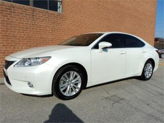 Used 2015 Lexus ES 350 NAVIGATION BLINDSPOT PREMIUM COOLED SEATS SFTY for sale in Oakville, ON