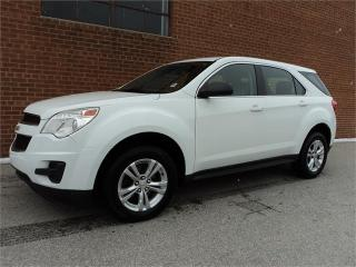 Used 2011 Chevrolet Equinox LS FWD 4 CYL BLUETOOTH SAFETY INCL for sale in Oakville, ON
