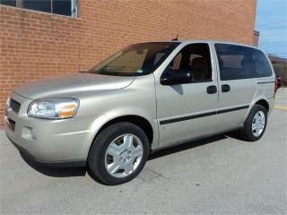 Used 2008 Chevrolet Uplander LS for sale in Oakville, ON