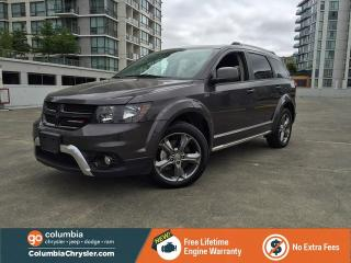 Used 2017 Dodge Journey CROSSRD for sale in Richmond, BC