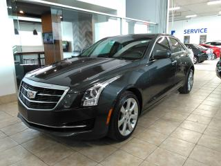 Used 2015 Cadillac ATS 2.0t Awd écran 8 for sale in Saint-nicolas, QC