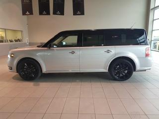 Used 2018 Ford Flex Limited - Nav, B/U Cam + Sunroof! for sale in Red Deer, AB