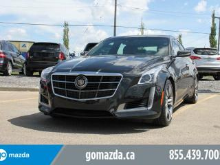 Used 2014 Cadillac CTS PERF for sale in Edmonton, AB