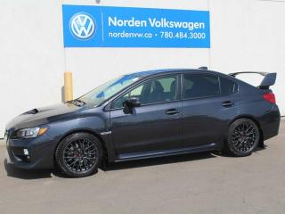 Used 2017 Subaru WRX STI STI for sale in Edmonton, AB