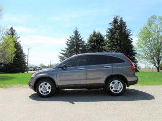 Used 2009 Honda CR-V LX FWD for sale in Thornton, ON
