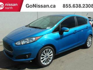 Used 2014 Ford Fiesta SE 4dr FWD Hatchback for sale in Edmonton, AB