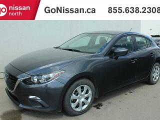 Used 2015 Mazda MAZDA3 GX, LOW KMS! for sale in Edmonton, AB