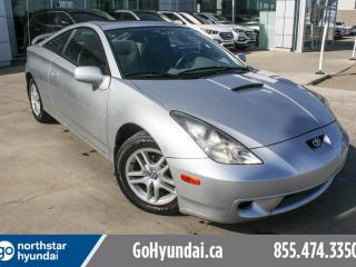 Used 2000 Toyota Celica GT ONE OWNER/ LOW KMS/SUNROOF/ for sale in Edmonton, AB