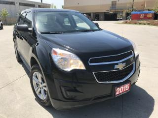 Used 2015 Chevrolet Equinox 4 door, Auto,  3Year warranty available for sale in North York, ON