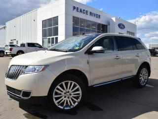 Used 2014 Lincoln MKX AWD for sale in Peace River, AB
