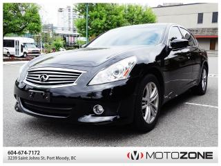 Used 2010 Infiniti G37X  Luxury for sale in Port Moody, BC