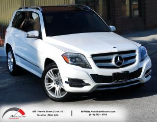 Used 2015 Mercedes-Benz GLK-Class GLK 250 BlueTec|Navigation|Backup Camera|Pano Roof for sale in North York, ON