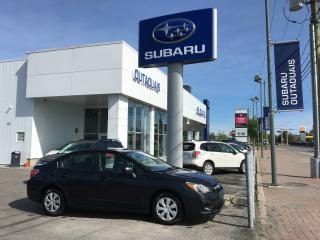 Used 2014 Subaru Impreza Berline 4 portes manuelle for sale in Gatineau, QC