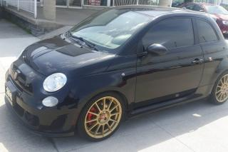 Used 2012 Fiat 500 Abarth / Turbo / NO PAYMENTS FOR 6 MONTHS !! for sale in Tilbury, ON