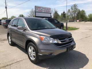 Used 2010 Honda CR-V EX for sale in Komoka, ON