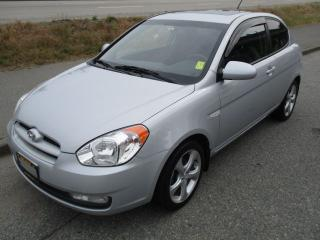 Used 2009 Hyundai Accent Man GL w/Sport Pkg for sale in Surrey, BC