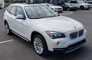 Used 2014 BMW X1 Xdrive28i Panoramic for sale in Dorval, QC