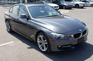Used 2014 BMW 320 Xdrive Sport Line for sale in Dorval, QC