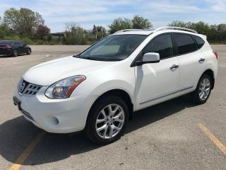 Used 2011 Nissan Rogue SV AWD ROOF for sale in Mississauga, ON