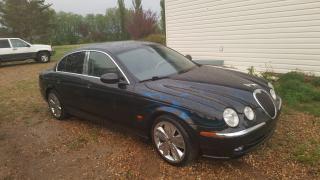Used 2003 Jaguar S-Type Custom for sale in Legal, AB