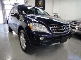 Used 2007 Mercedes-Benz ML-Class MUST SEE,DIESEL,NAVI,BACK CAM[NO ACCIDENT,] for sale in North York, ON