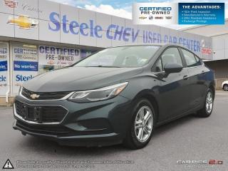Used 2018 Chevrolet Cruze LT - #1 Ranked Best Price and Best Overall Value!! for sale in Dartmouth, NS