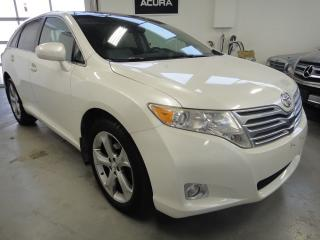Used 2009 Toyota Venza AWD,LEATHER,ROOF,V6[ NO ACCIDENT] for sale in North York, ON
