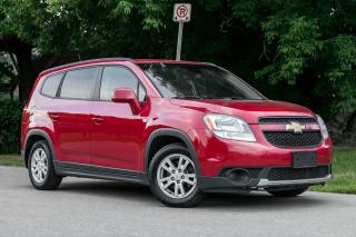 Used 2012 Chevrolet Orlando 1LT|  7 PASSANGER| CarLoans for Any Credit for sale in Norval, ON