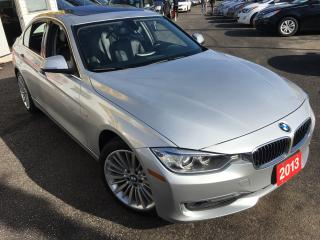 Used 2013 BMW 3 Series 328i xDrive/NAVI/SUNROOF/AWD/LEATHER/MINT!! for sale in Scarborough, ON