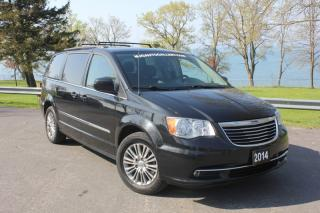 Used 2014 Chrysler Town & Country 4dr Wgn Touring w/Leather for sale in Oshawa, ON