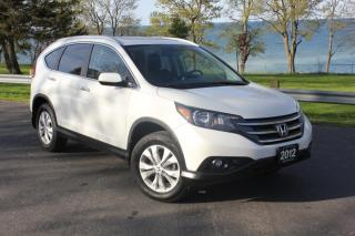Used 2012 Honda CR-V AWD 5dr Touring for sale in Oshawa, ON