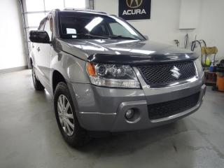Used 2008 Suzuki Grand Vitara JLX,AWD,V6,[NO ACCIDENT]SUN ROOF for sale in North York, ON