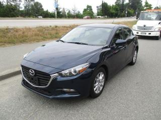 Used 2017 Mazda MAZDA3 GS SPORT for sale in Surrey, BC